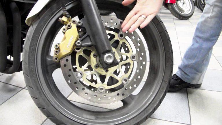 Ремонт тормозных дисков мотоцикла