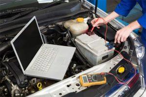 проведение компьютерной диагностики автомобиля