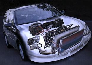 проверка системы охлаждения автомобиля