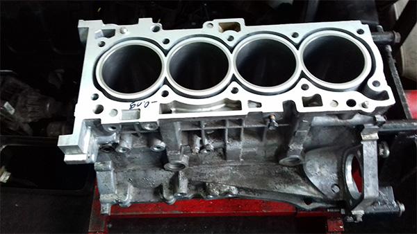 Ремонт двигателя KIA Sportage G4KD