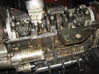 проверка ремонта двигателя