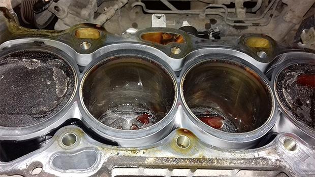 Капитальный ремонт двигателя Toyota Camry 2,4