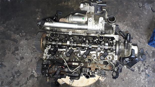 двигатель к9к