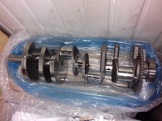 ремонт двигателя Кадилак