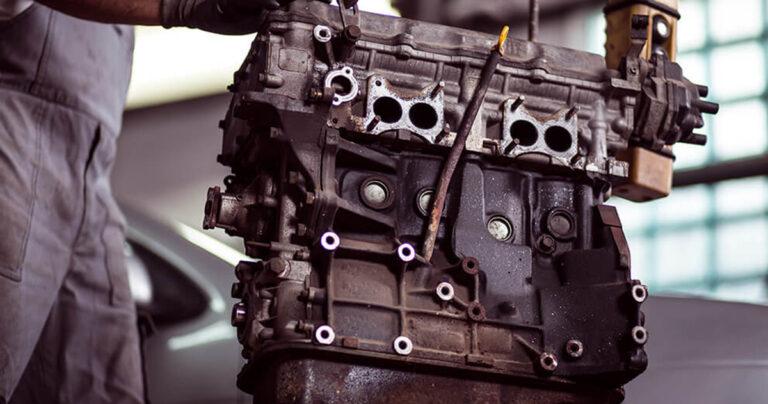 почему нужен кап ремонт движка