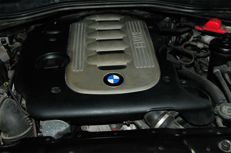 поломка дизельного двигателя
